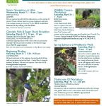 image of Hilltown Land Trust's Spring Events Flyer