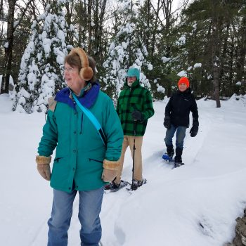 Hilltown Hiking Series Snowshoe
