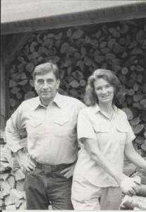 Karin and Bob Cook - Worthington, MA