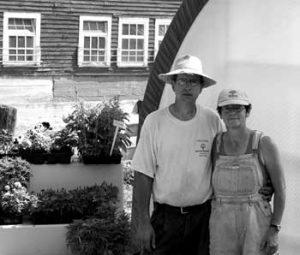 Rick Tracy & Maureen Dempsey - Intervale Farm, Westhampton, MA